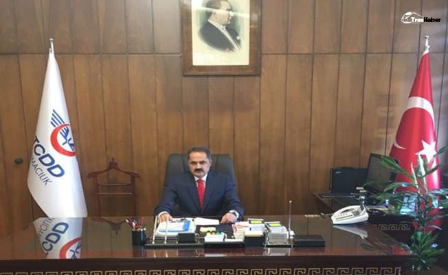 TCDD Taşımacılık Genel Müdürü Kurt'tan Ramazan Bayramı mesajı