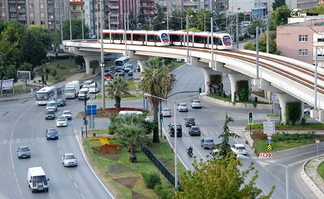 Samsun'da 15 ve 16 Temmuz'da ulaşım ücretsiz