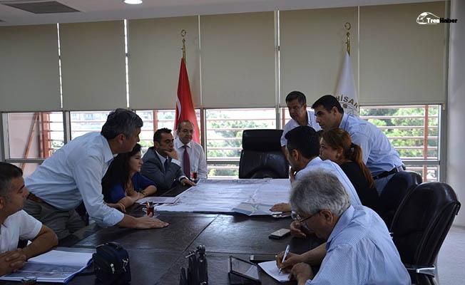 Koçbay Akhisar'da Şehir Geçişi Projesini İnceledi