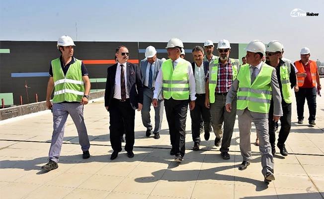 Lojistik Köy projesi Samsun'a çok şey kazandıracak