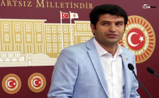 Aslan:Malatya-Elazığ-Diyarbakır YHT projesine Batman'da dahil edilsin