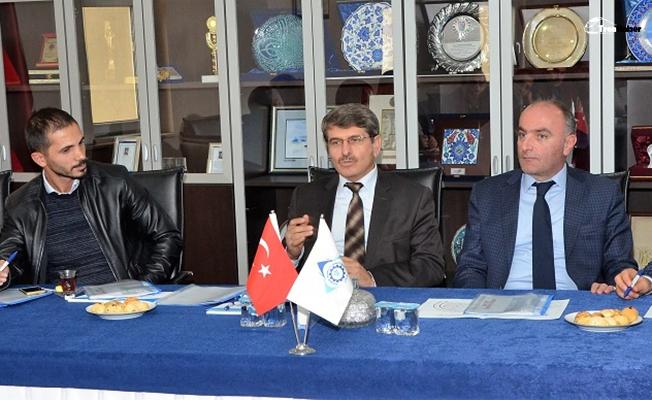 Erzurum 2. OSB'ye İltisak Hattı Talebi
