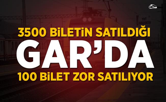 Kalkan: 3.500 Biletin Satıldığı Garda 100 Bilet Zor Satılıyor