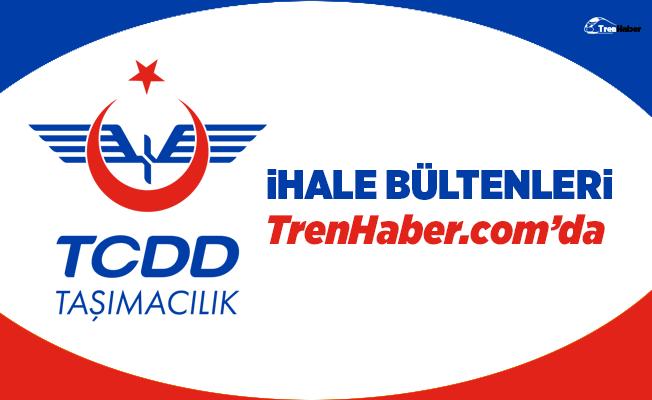 TCDD Taşımacılık A.Ş.'den Dizel Tren Setleri Bakım İhalesi