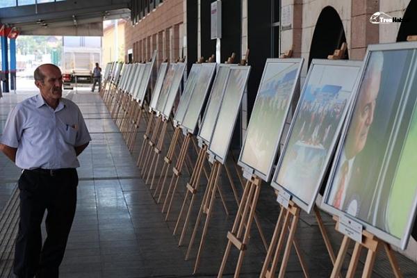 UOP Fotoğraf Sergileri Büyük İlgi Gördü