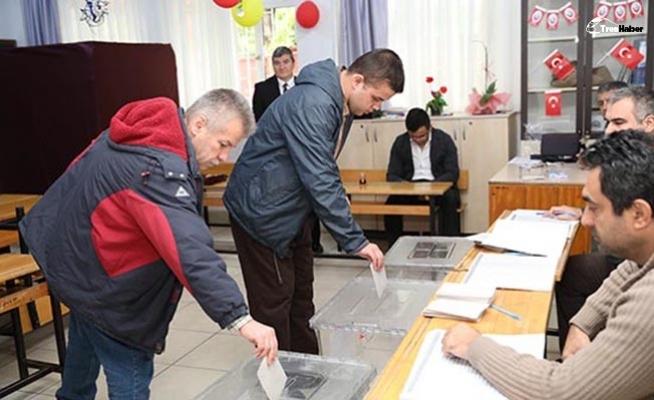 Antalya'da raylı sistem referandumunda yüzde 97.63 evet
