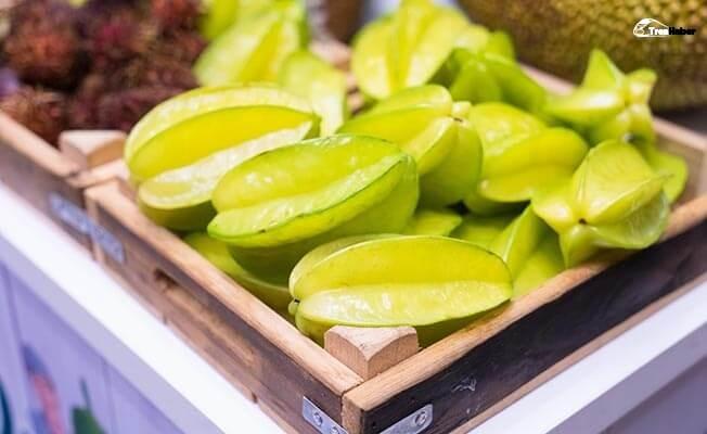 Diyet Listelerinin Vazgeçilmezi Yıldız Meyvesi