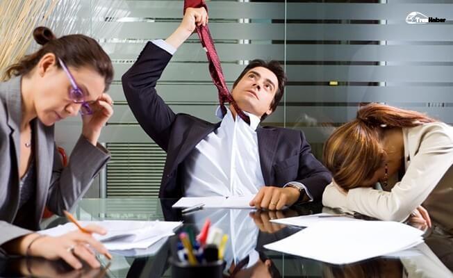 İş hayatında stresle başa çıkmanın 10 püf noktası
