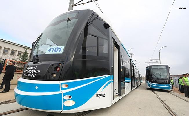 Kocaeli 2. etap tramvay hattı ihalesi