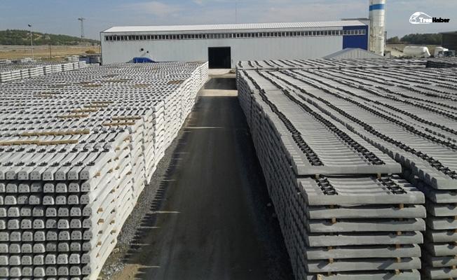 TCDD 5. Bölge Müdürlüğünden 25.000 adet beton travers ihalesi