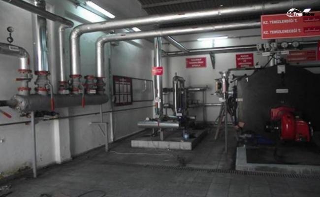TCDD Taşımacılık'tan kalorifer tesisinin işletilmesi ihalesi