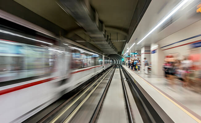 Buca Metrosu yola çıktı