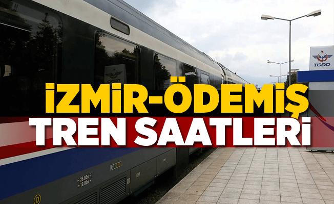 Ödemiş - Basmane Tren Saatleri 2019