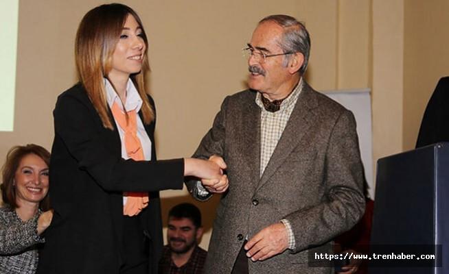 Kahraman Vatman Cansu Deniz'e Başkan'dan Ödül