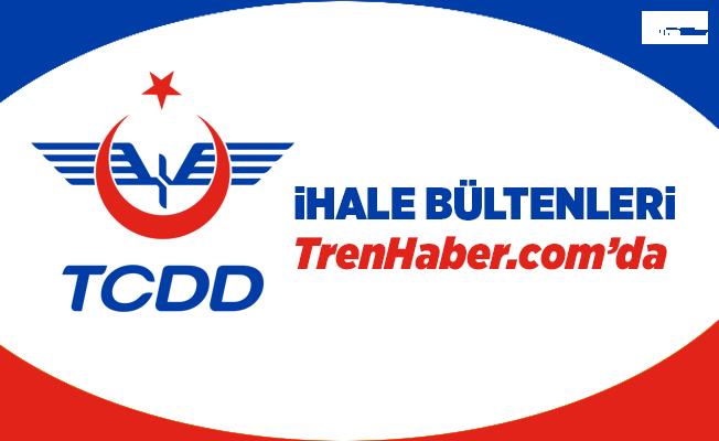 TCDD 1. Bölge Müdürlüğünden proje ve ihale dosyası hazırlanması ihalesi