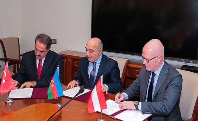 TCDD Taşımacılık'tan Avusturya ve Azerbaycan Demiryolları İşbirliği