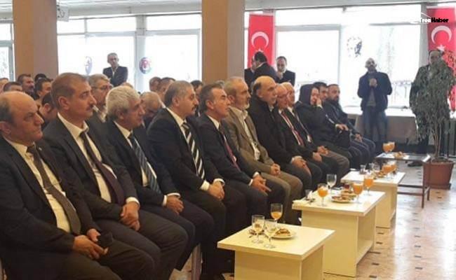 Türk Ulaşım-Sen Sakarya Şubesinin 6. Olağan Genel Kurulu Yapıldı