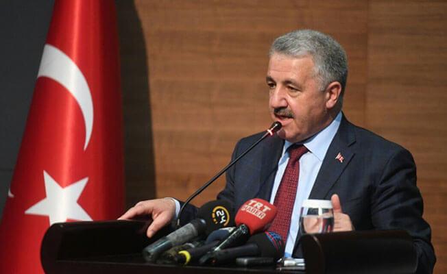 Bakan Arslan'dan 'Gazeteciler Günü' mesajı
