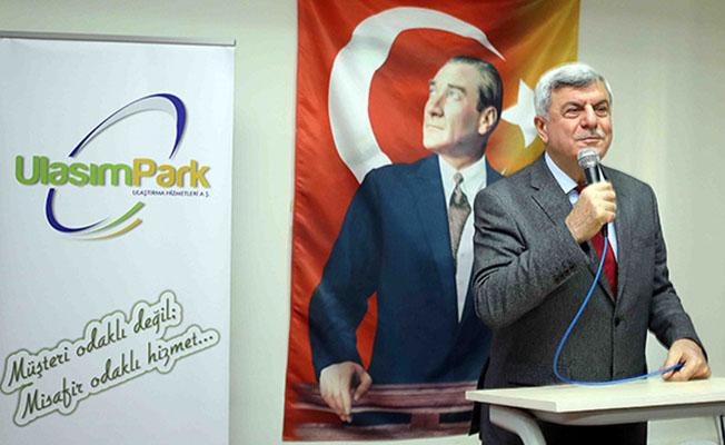 Başkan Karaosmanoğlu: Ulaşımda saygı ve edep kuralları vardır