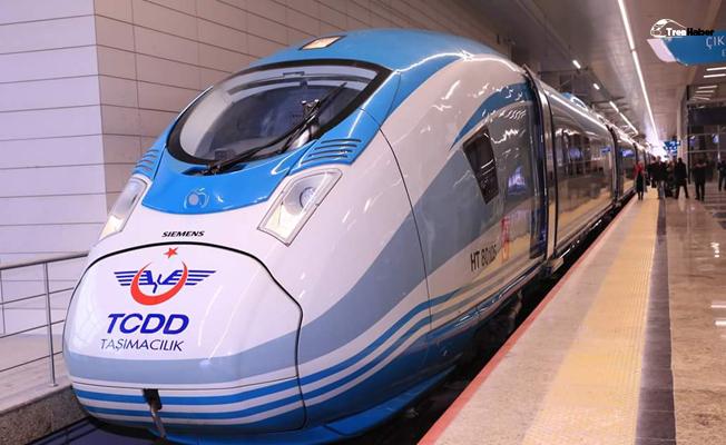 Dikkat! Ankara'da Yüksek Hızlı Trenlerde Flaş Değişiklik
