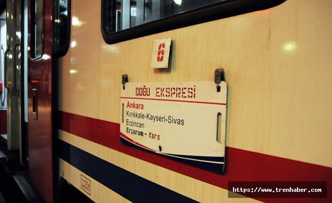 Doğu Ekspresi yolcularını şaşırtan karşılama