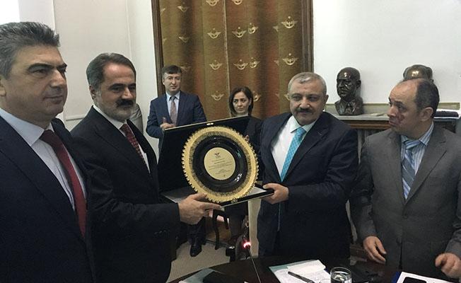 TCDD Taşımacılık Genel Müdür Yardımcısı Mehmet Uras Emekli Oldu
