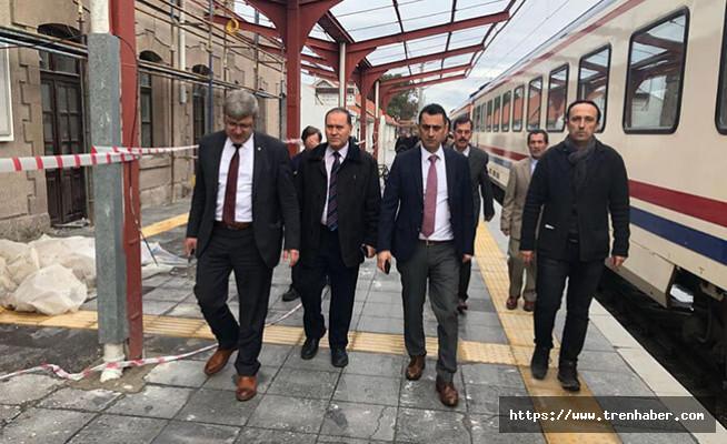 Bölge Müdürü Koçbay, Balıkesir'de incelemelerde bulundu