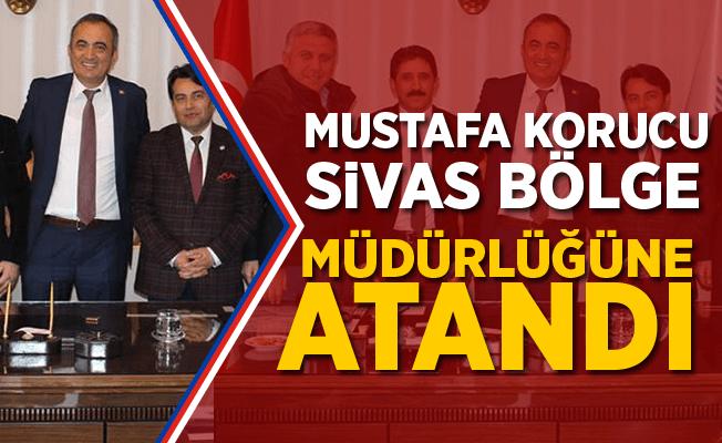 TCDD 4. Bölge Müdürlüğüne Mustafa Korucu Atandı
