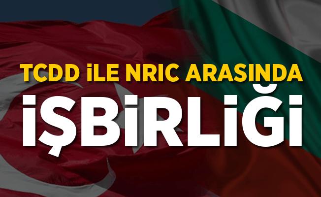 TCDD ile NRIC arasında işbirliği