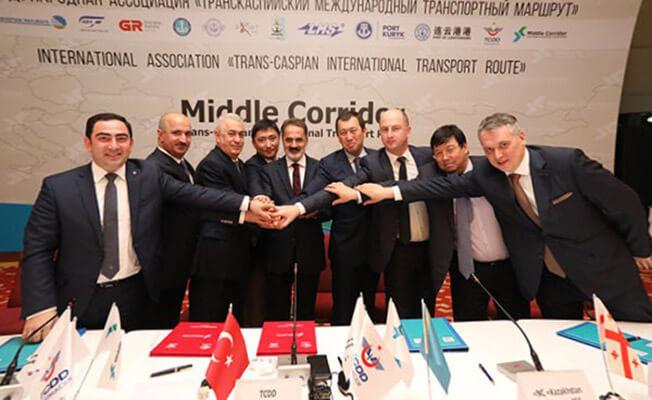 TCDD Taşımacılık Trans Hazar koridoruna ivme kazandıracak
