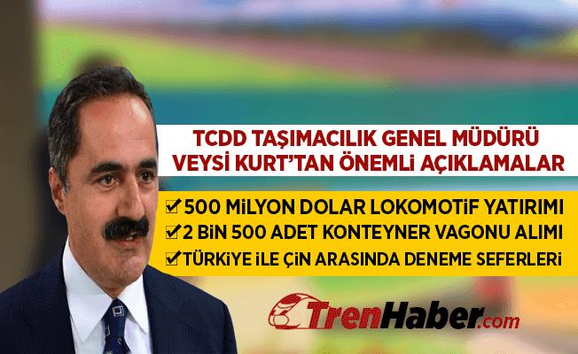 Türkiye ile Çin arasında deneme seferleri yapılacak