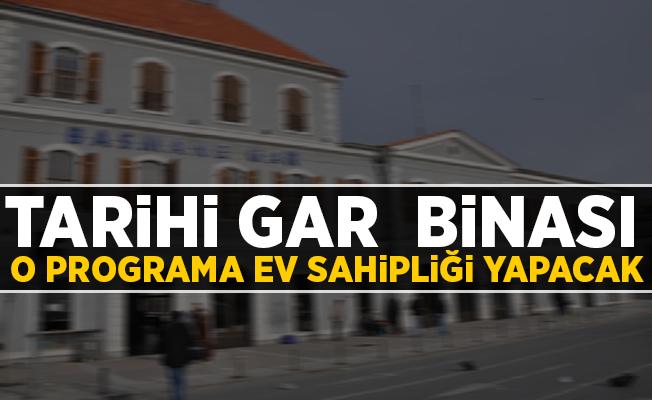 14 Mart Tıp Bayramı Basmane Garı'nda kutlanacak