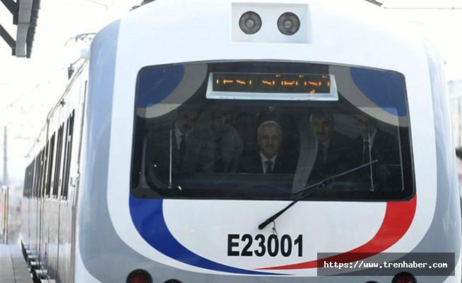 Ankara Banliyö Hattı (Başkentray) Açılıyor! Yenilenen hattın özellikleri..