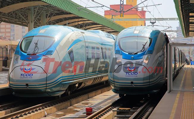 Ankara'da Yüksek Hızlı Trenler Eryaman'da duracak