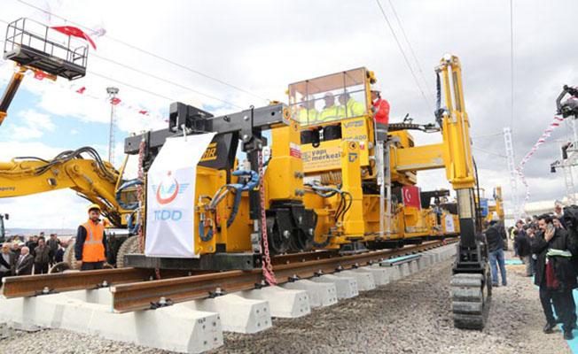 Ankara-Sivas hattında ray serimi başladı! Proje ne zaman bitecek?
