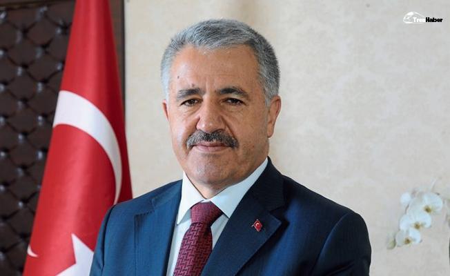Bakan Arslan: İstanbul Havalimanı'nın Yüzde 80'i Tamamlandı