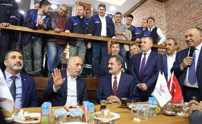 Ankara Lokomotif Bakım Atölyesi Personel Sosyal Tesisi Hizmete Girdi