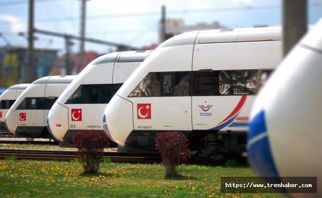 Dünya Yüksek Hızlı Demiryolu Kongresi Yarın Başlıyor