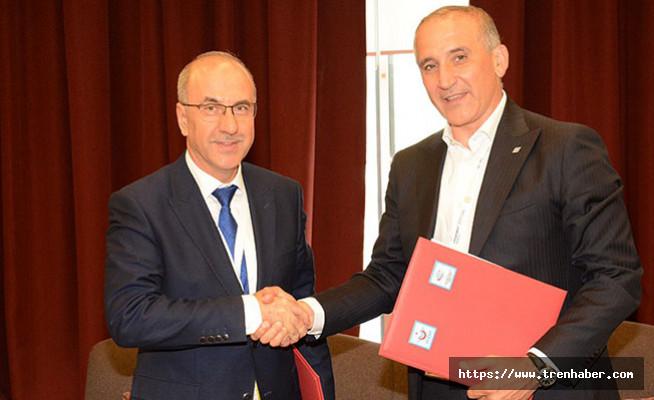 İtalya Demiryolları ile TCDD Arasında Deklarasyon İmzalandı