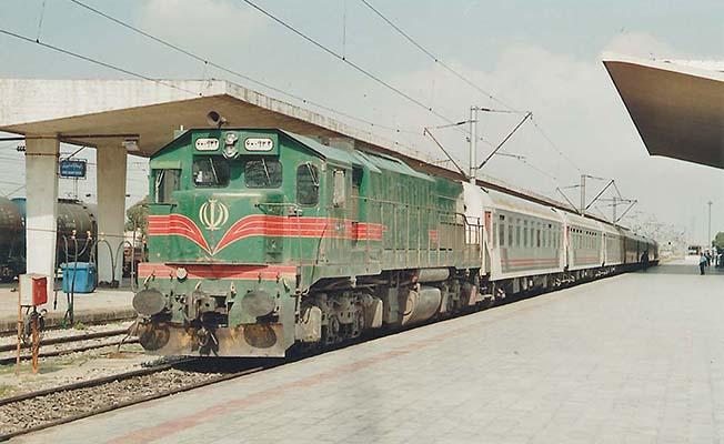 Tebriz-Van tren seferleri yeniden başlıyor