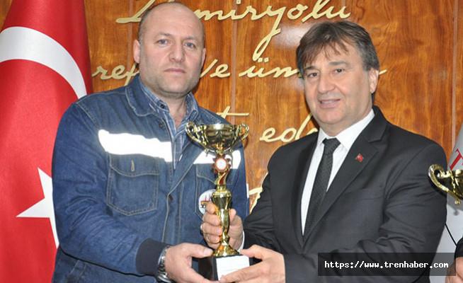 TÜDEMSAŞ Sporcuları Turnuvada 2. Oldu