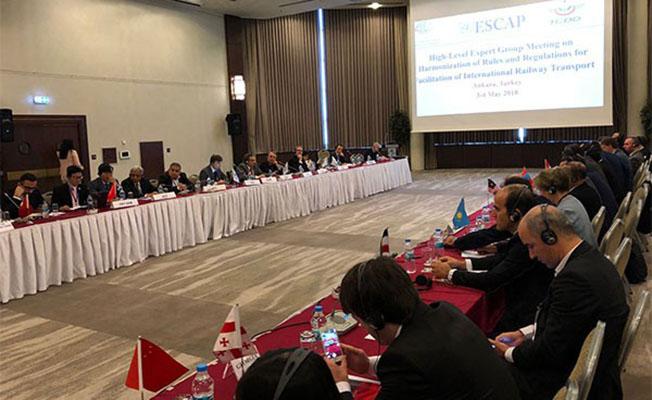 UNESCAP Toplantısı Ankara'da Yapıldı