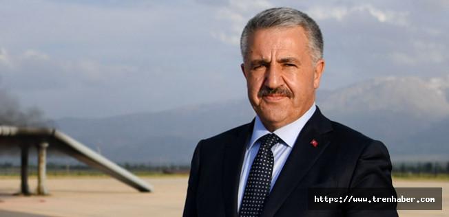 Bakan Arslan: Aşılmaz Ilgar'ı Delip Geçiyoruz