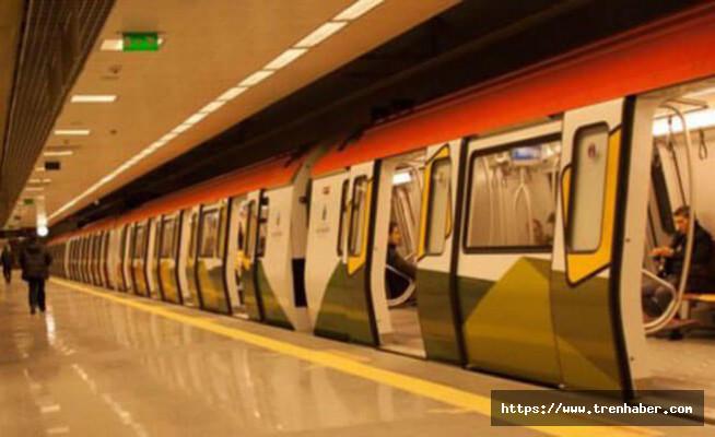 İstanbul'da Arıza Nedeniyle Aksayan Metro Seferleri Normale Döndü
