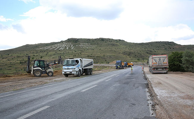 Kayseri'de Ulaşım Yatırımları Hız Kesmiyor