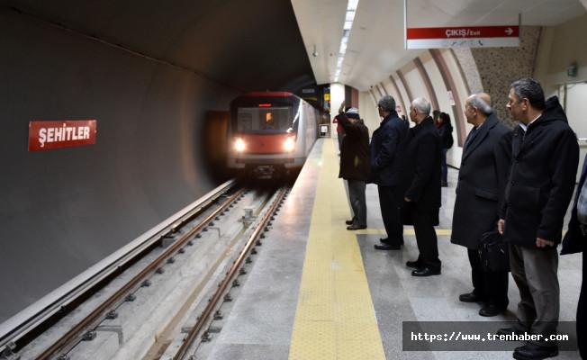 Kızılay Metrosunu Su Bastı, Seferler İptal Edildi