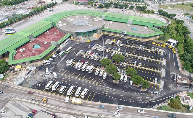 Kocaeli Şehirlerarası Otobüs Terminali Yeniden Düzenlendi