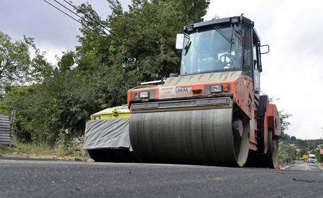 Mersin'de 4 Yılda 5 Bin 200 Kilometre Yol Asfaltlandı