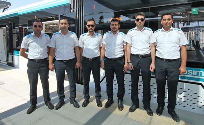 Akçaray'da Vatmanlara Tek Tip Kıyafet