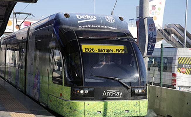 Antalya'da YKS'ye girecek öğrencilere ve görevlilere toplu ulaşım ücretsiz